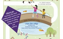 Pediatric Stroke Awareness Chasa