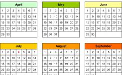 Perpetual Calendars 7 Free Printable Excel Templates Tearing 2002