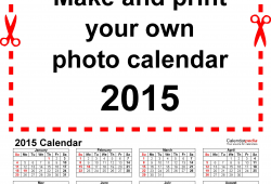 Free Personalized Calendar Templates