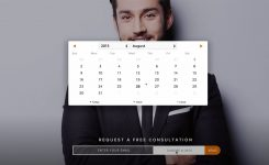 Pick A Date Widget Adobe Muse Tutorial Musethemes Youtube