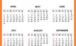 Printable 2018 Calendar Free 2018 Calendar Printable Weekly