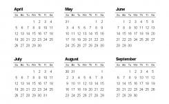 Printable 2020 15 Calendar Free Printable Calendars And Planners