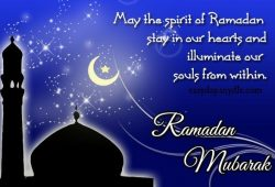 Ramzan Eid Mubarak Quotes In English