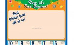 Retirement Countdown Calendar Printable 5 Best Of Retirement