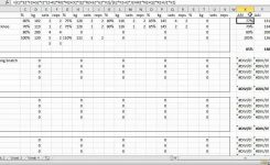 Rumbler Weightlifting Programming Spreadsheet Youtube