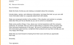 Sample Complaint Letter Bank Poor Service New Reply To Patient