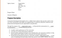 Sample Training Proposal Template Radiodignidad