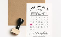 Save The Date Calendar Template Incepimagine Exco