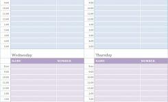 Scheduling Calendar Free Incepimagine Exco