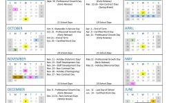 School Year Calendars School Year Calendars