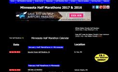 Search For Minnesota Half Marathons Minnesota Half Marathon