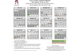 Seminole County Public Schools Calendar