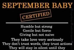 September Woman Quotes