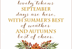 September Quotes Pictures