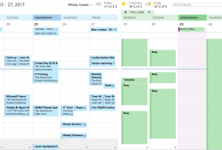 Shared Calendar Cannot See Appointments