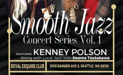 Smooth Jazz Concert Series Vol 1 At Royal Esquire Club In Seattle