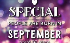 Special People Are Born In September Pictures Photos And Images