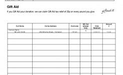 Sponsor Template Free Sponsorship Form Template Sponsorship Form