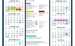 Spring Break In Ucsd Academic Calendar 2017 18 Calendar