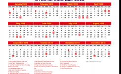 Sri Lanka Calendar 2018 3 Newspicturesxyz
