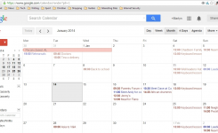 Stylish Calendar Program For Windows With Regard To House Flash Design