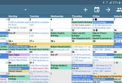 My Calendar Free App