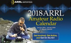 The 2018 Arrl Calendar Is Now Shipping