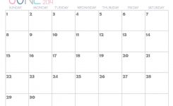 The Free Printable 2014 Calendar Shining Mom Is Here
