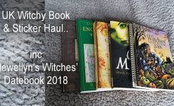 Uk Review Llewellyns Witches Datebook 2018 Other Books