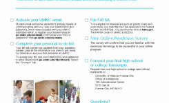 Umkc Academic Calendar Virtual Orientation University Of Missouri