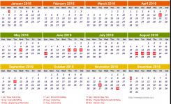 United Arab Emirates Calendar 2018 Newspicturesxyz
