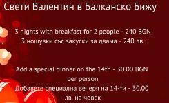 Valentines Day 2019 Special Offer Balkanjewel