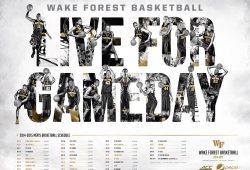 Wake Forest Calendar