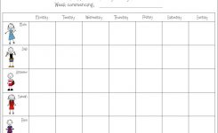 Weekly+Family+Planner+Calendar | Weekly Family Planner