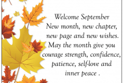 September Wish Quotes Tumblr