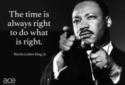 Martin Luther King Day 2018