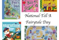 Tell A Fairy Tale Day 2019