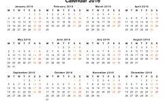 Word Printable Calendar 2015 Hospinoiseworksco