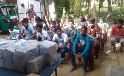 World Day Of War Orphans Marked In Trincomalee Tamil Guardian