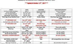 World Events Calendar January 2018 Qualads