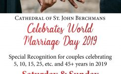 World Marriage Day 2019 Cathedral Of St John Berchmans
