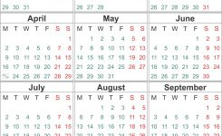 Yearly Calendar 2018 2017 Calendar Template Happy New Year