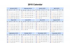 Yearly Calendar Week 2017 With Holidays Bright 2016 Weeks