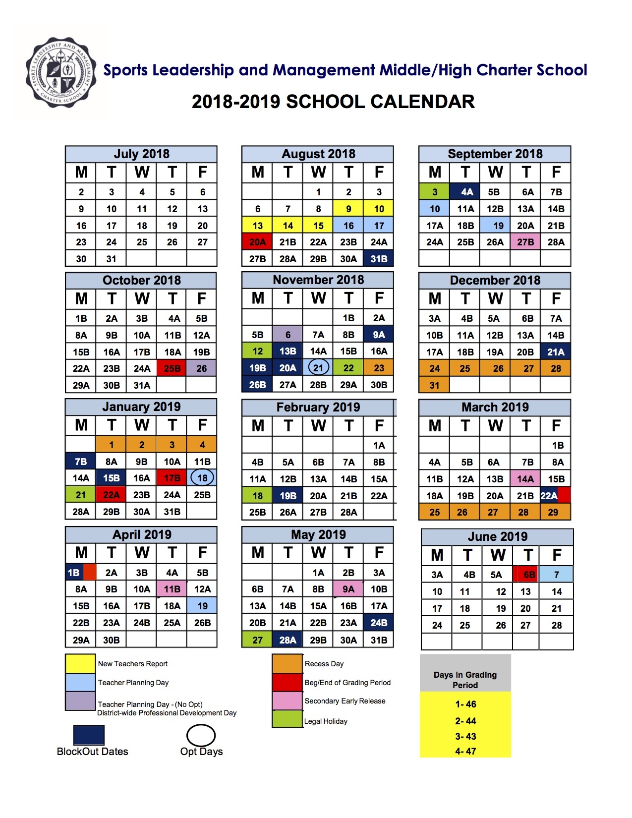 Miami Dade County Public Schools Calendar