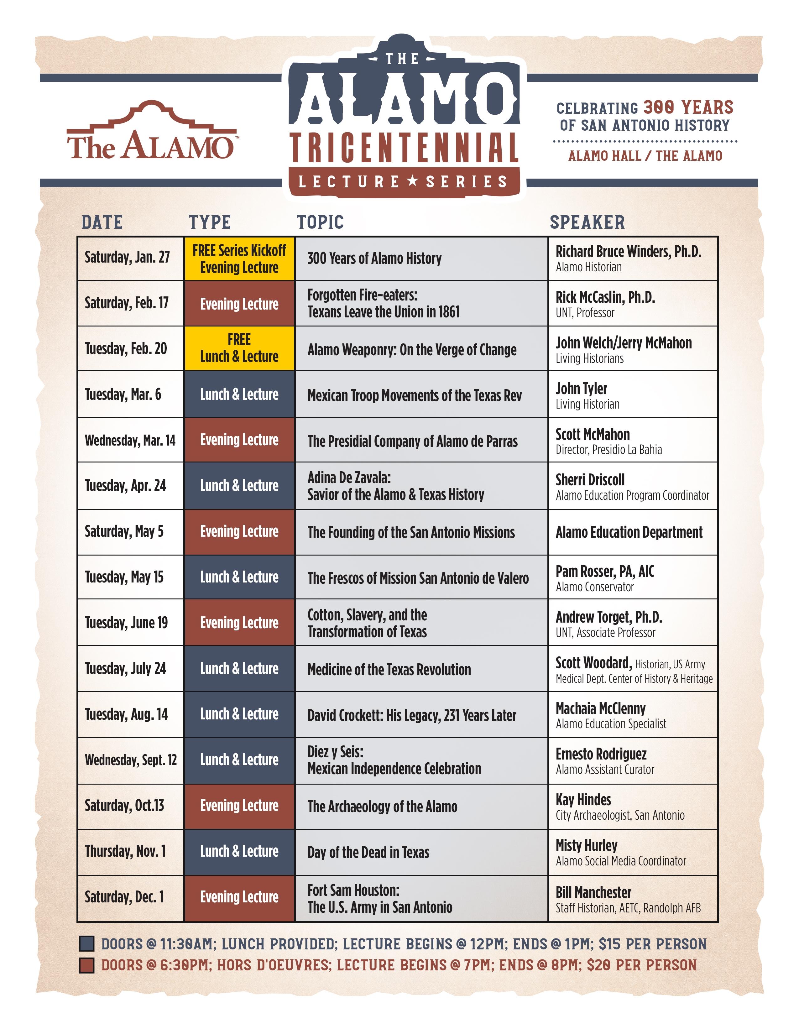 San Antonio Calendar Of Events