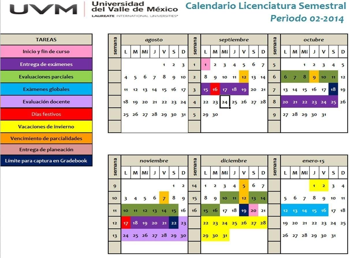 Uvm Academic Calendar
