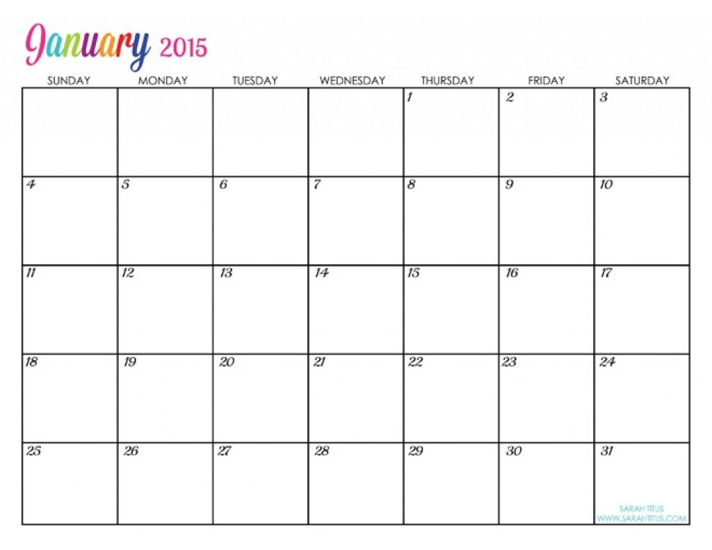 free printable customizable calendar