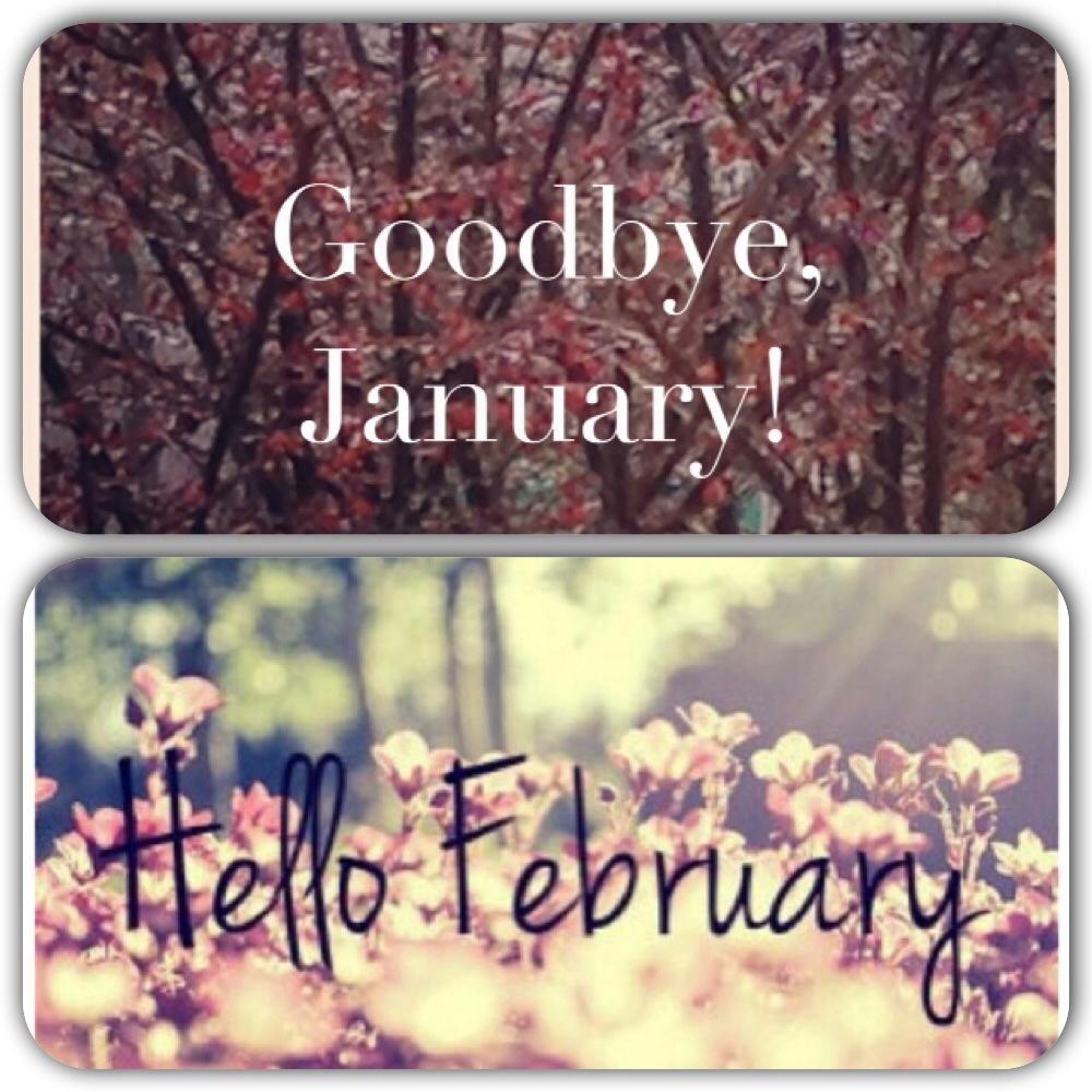 Goodbye January Images