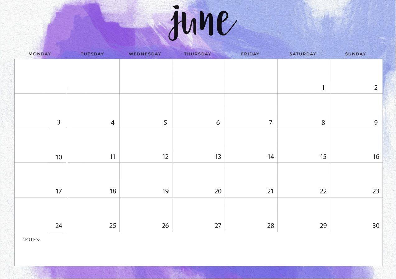 2019 Desk Calendar Printable