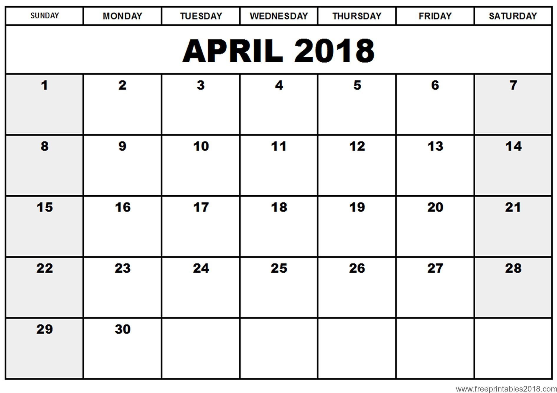 Free Printable Calendar Com